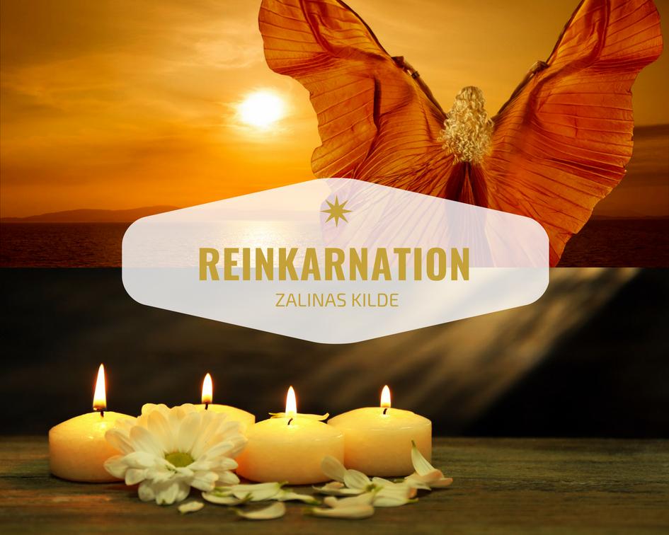 Reinkarnation, sjælerejse hos Zalina, Zalinas Kilde