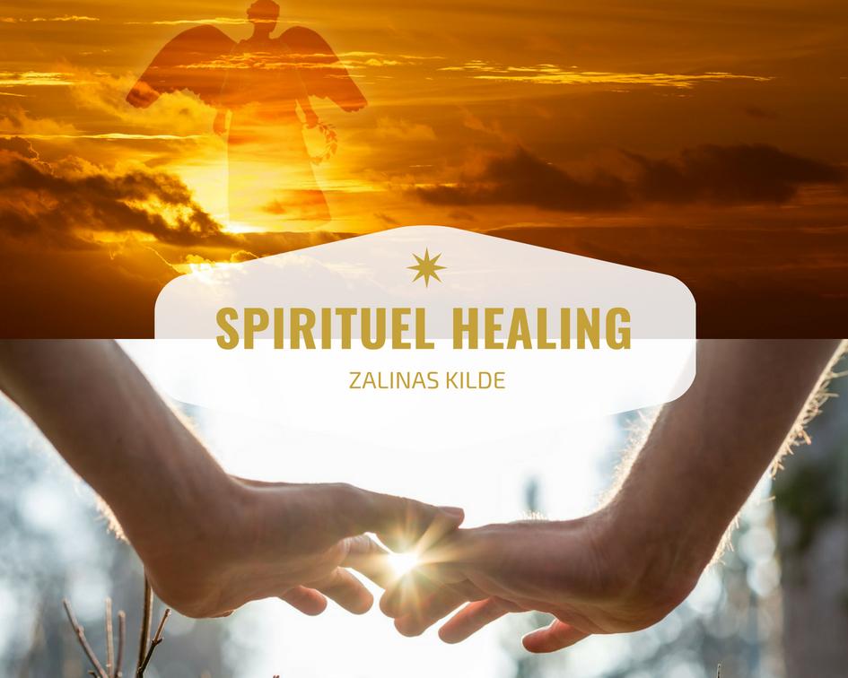 Spirituel Healing, klik lige her, for flere informationer