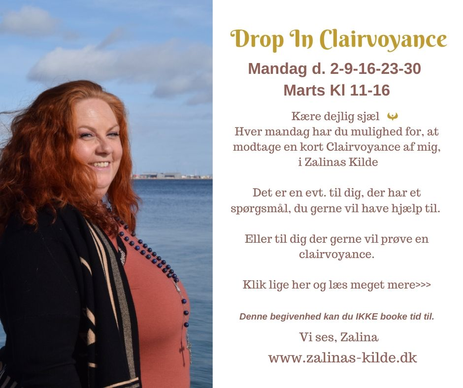 Drop In Clairvoyance